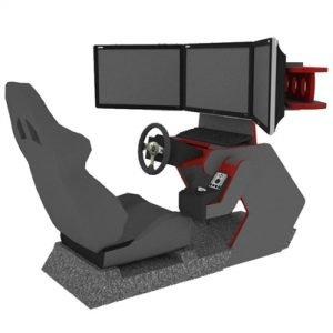 Ricmotech RS1 DIY Cockpit