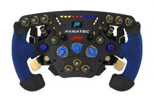 Fanatec Podium F1 DD Wheel Rim