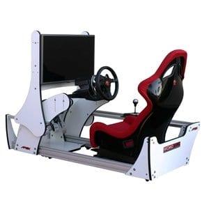 Sim Racing Cockpit Reviews - Brook Racing