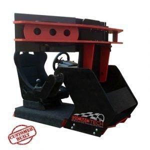 Ricmotech RS1 DIY Race Sim Cockpit
